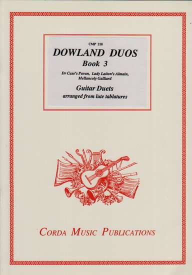 photo of Dowland Duos, Book 3