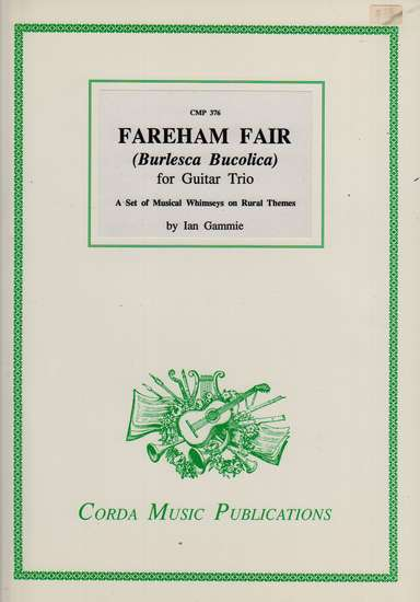 photo of Fareham Fair (Burlesca Bucolica)