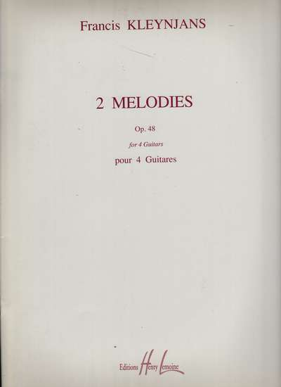 photo of 2 Melodies