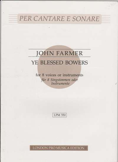 photo of Ye Blessed Bowers