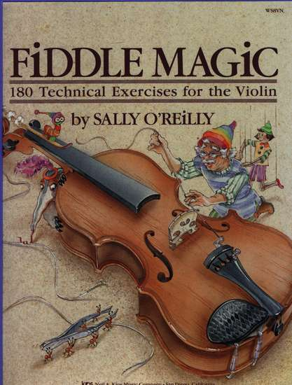 photo of Fiddle Magic
