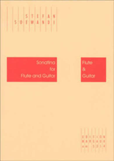 photo of Sonatina for Flute and Guitar