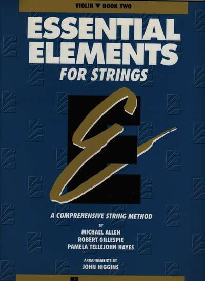 photo of Essential Elements for Strings, Book 2, Violin