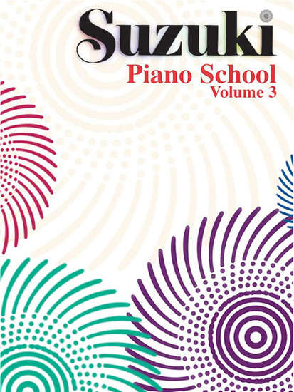 photo of Suzuki Piano School, Vol. 3