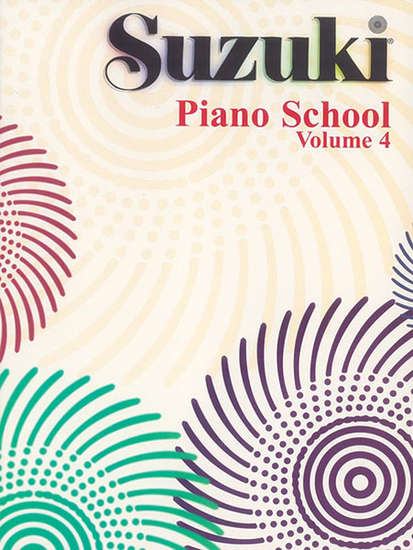 photo of Suzuki Piano School, Vol. 4