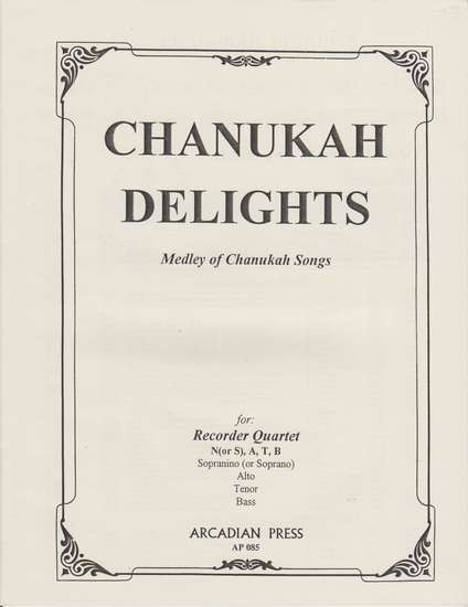 photo of Chanukah Delights