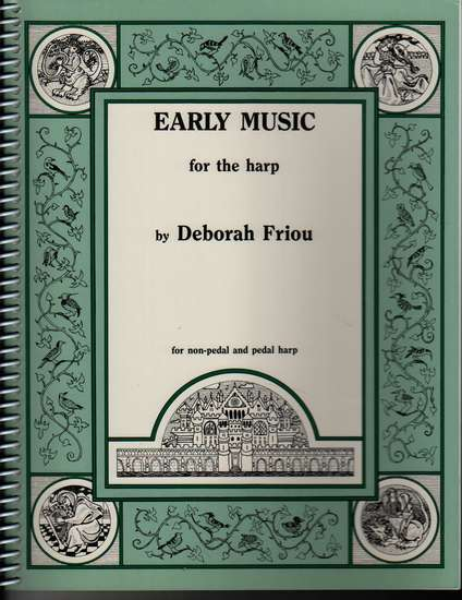 photo of Early Music for the Harp
