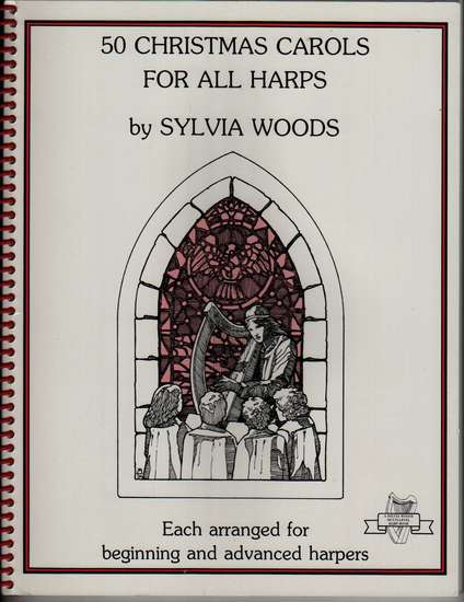 photo of 50 Christmas Carols for All Harps