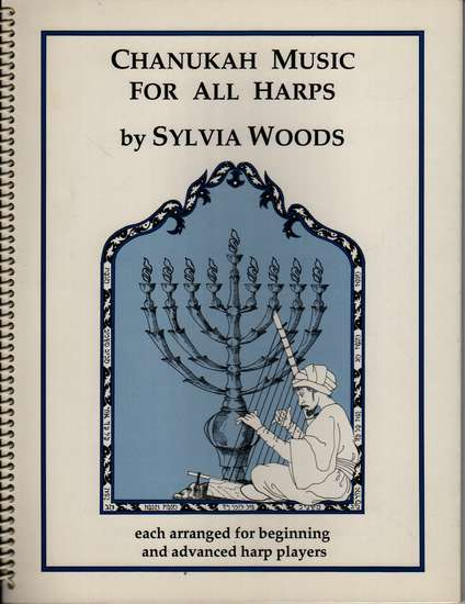 photo of Chanukah Music for All Harps