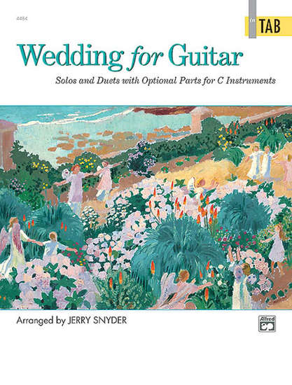 photo of Wedding for Guitar