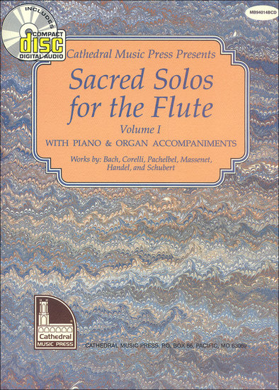 photo of Sacred Solos for the Flute, Vol. I
