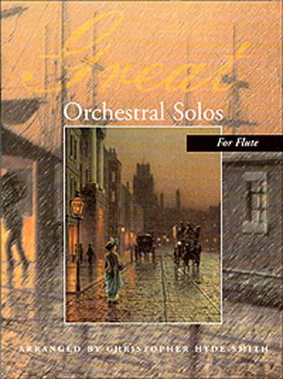 photo of Great Orchestral Solos for Flute