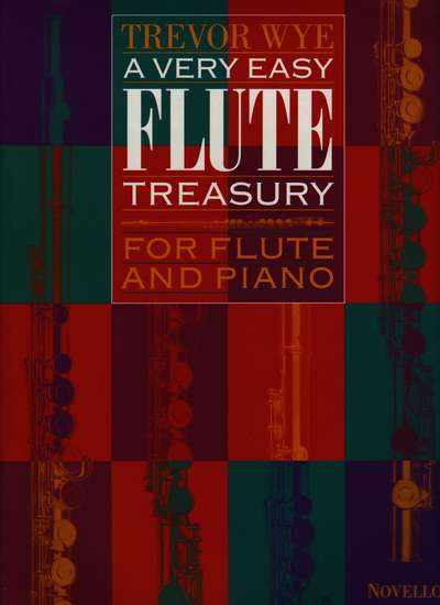 photo of A Very Easy Flute Treasury