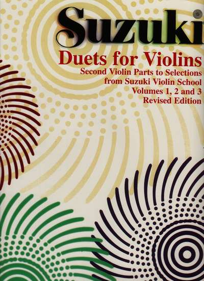 photo of Duets for Violins