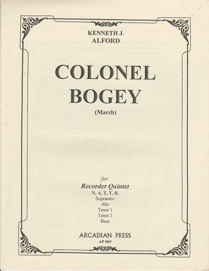 photo of Colonel Bogey