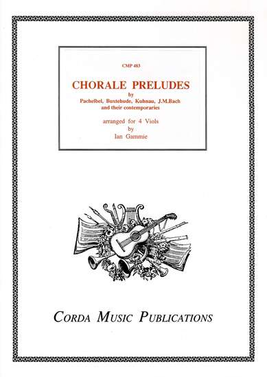 photo of Chorale Preludes