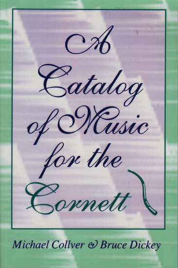 photo of A Catalog of Music for the Cornett