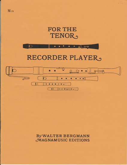photo of For the Tenor