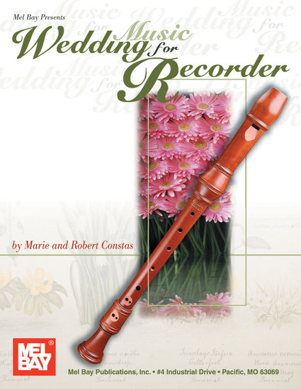 photo of Wedding Music for Recorder