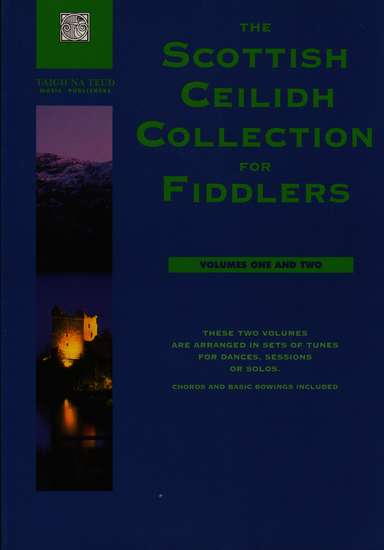 photo of The Scottish Ceilidh Collection for Fiddlers, Vol.1 and 2