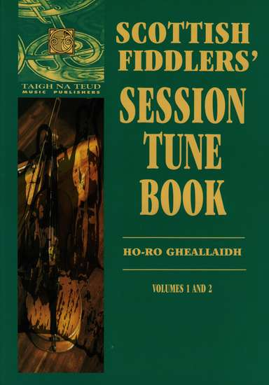 photo of Scottish Fiddlers Session Tune Book, Vol. 1 and 2