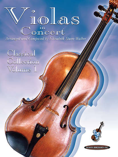 photo of Violas in Concert, Classical Collection, Vol. 1
