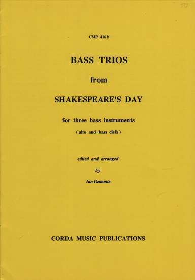 photo of Bass Trios from Shakespeare