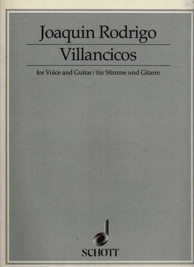 photo of Villancicos