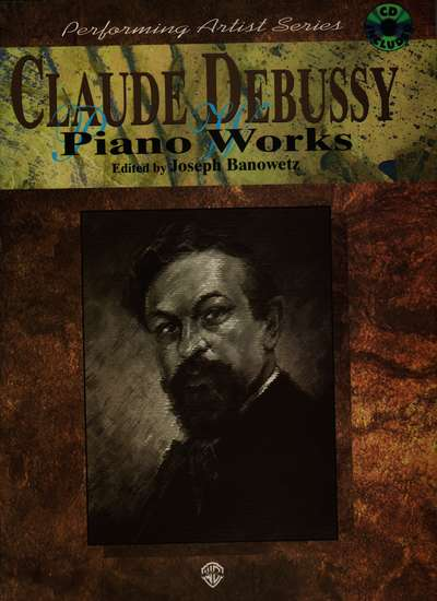 photo of Claude Debussy Piano Works