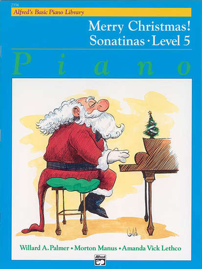 photo of Merry Christmas!, Sonatinas, Level 5