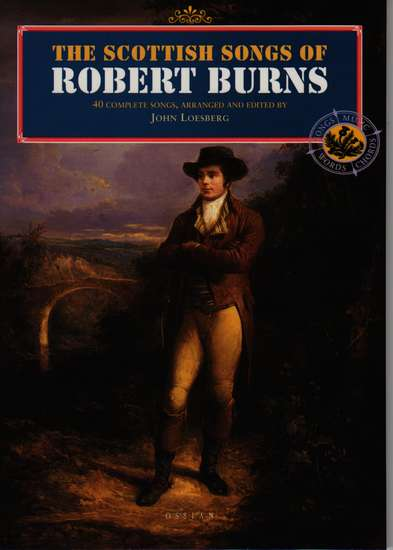 photo of The Scottish Songs of Robert Burns, 40 complete songs