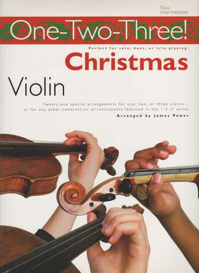 photo of One-Two-Three! Christmas Violin