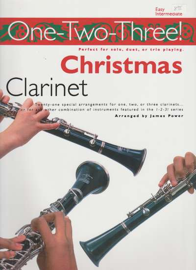 photo of One-Two-Three! Christmas Clarinet