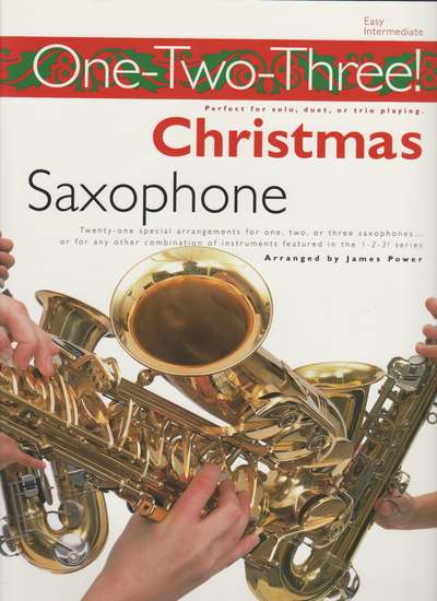photo of One-Two-Three! Christmas Saxophone