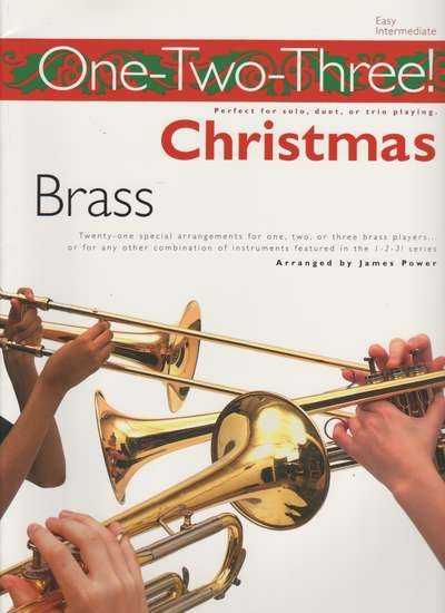 photo of One-Two-Three! Christmas Brass