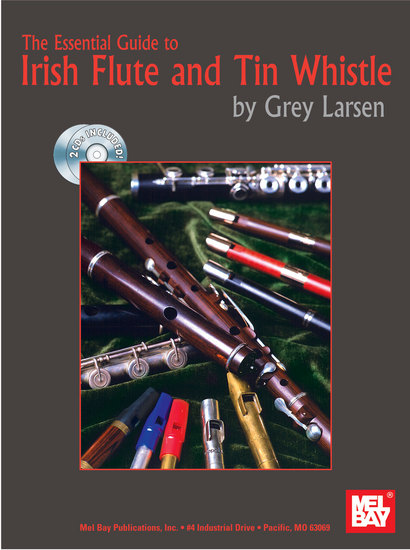 photo of The Essential Guide to Irish Flute and Tin Whistle