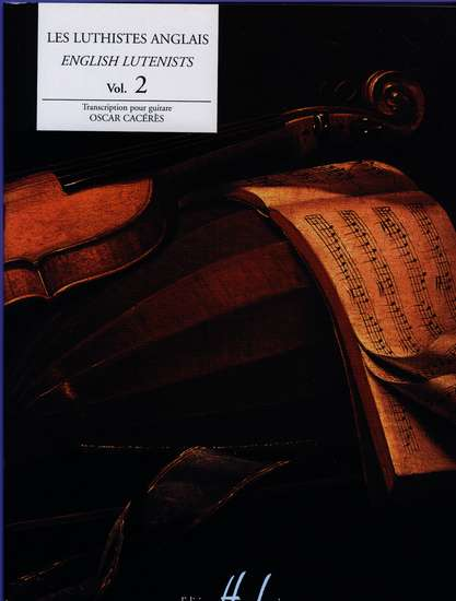 photo of English Lutenists, Vol. 2