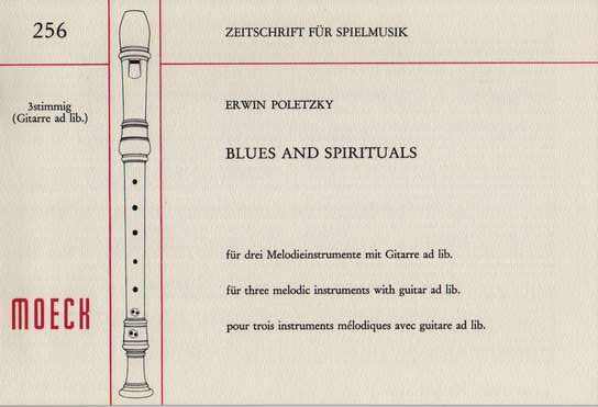 photo of Blues and Spirituals