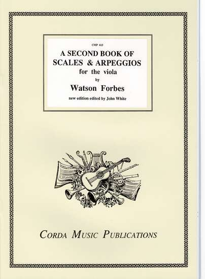 photo of A Second Book of Scales and Arpeggios