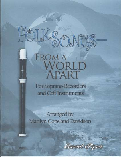 photo of Folk Songs from a World Apart