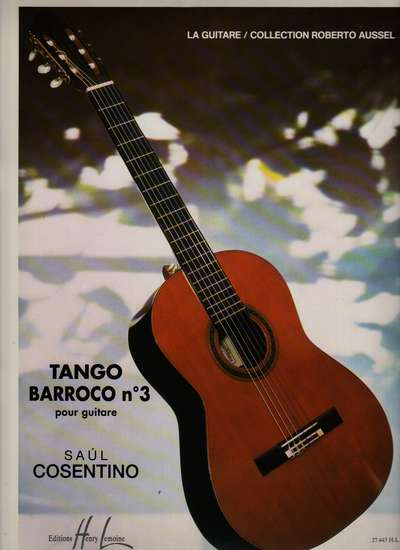 photo of Tango Barroco no. 3