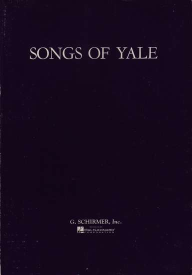 photo of Songs of Yale