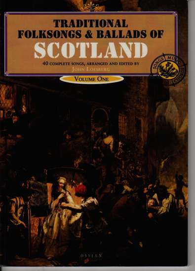 photo of Traditional Folksongs and Ballads of Scotland, Vol. I, 40 songs