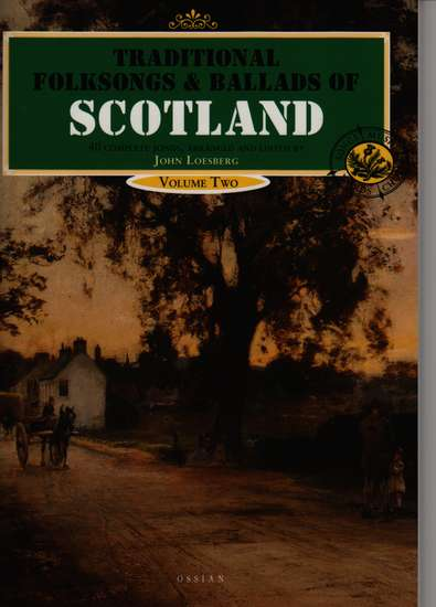 photo of Traditional Folksongs and Ballads of Scotland, Vol. II, 40 songs
