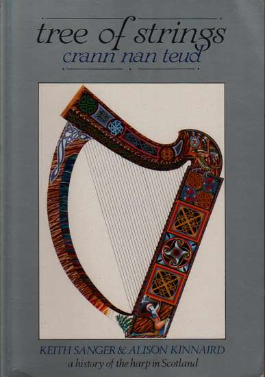 photo of Tree of Strings, a history of the harp in Scotland