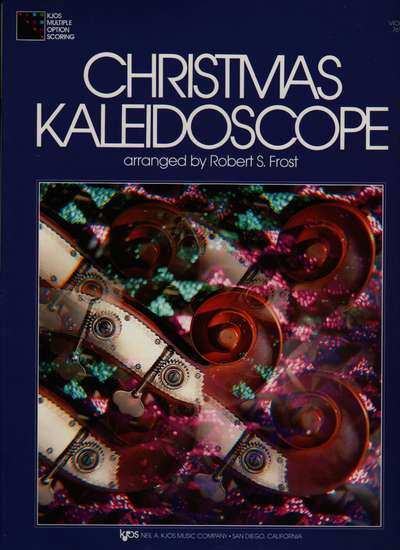 photo of Christmas Kaleidoscope, Viola