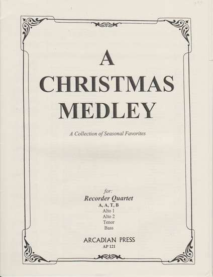 photo of A Christmas Medley