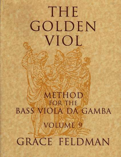 photo of The Golden Viol, Method for Bass, Vol. IX, Continuo playing