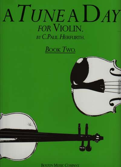 photo of A Tune a Day, Violin, Book Two