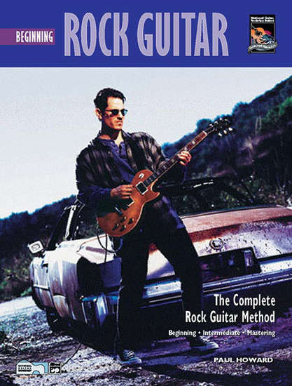 photo of Beginning Rock Guitar, DVD
